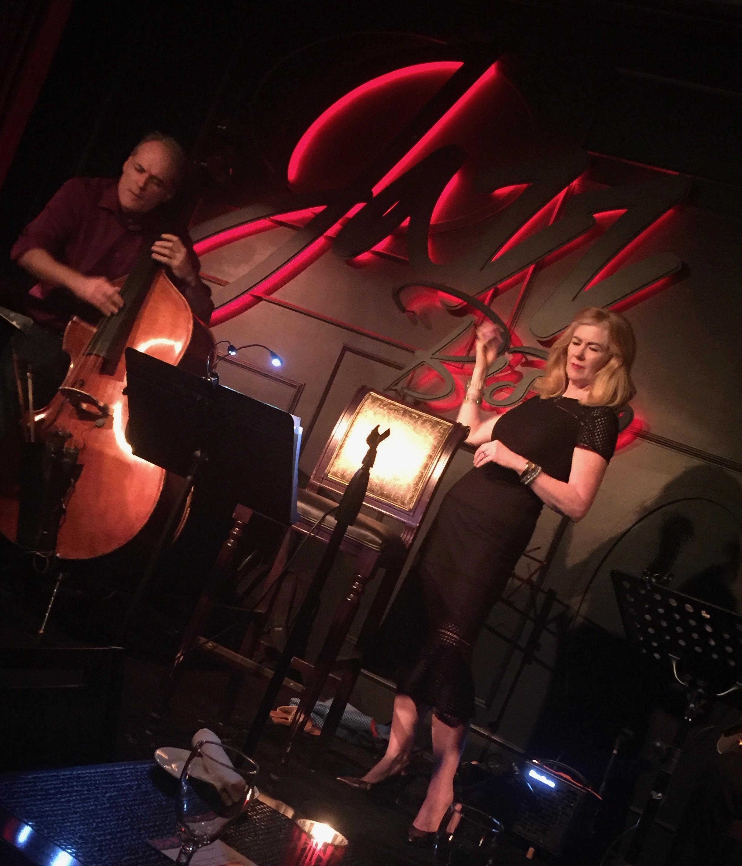 Jazz Bistro, Sept 2019